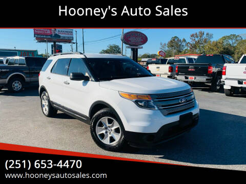 2014 Ford Explorer for sale at Hooney's Auto Sales in Theodore AL