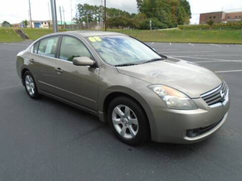 2008 Nissan Altima for sale at Atlanta Auto Max in Norcross GA