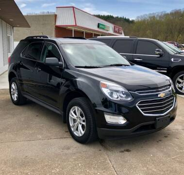 2017 Chevrolet Equinox for sale at Stephen Motor Sales LLC in Caldwell OH