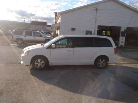 2012 Dodge Grand Caravan for sale at ROUTE 119 AUTO SALES & SVC in Homer City PA