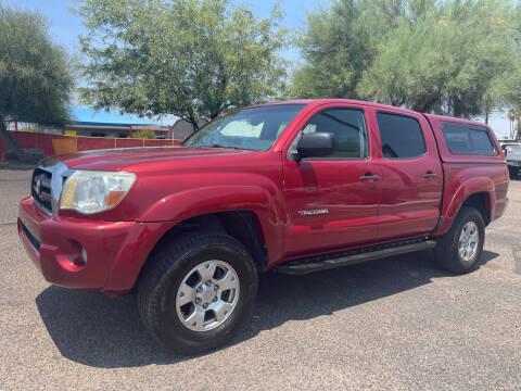 2006 Toyota Tacoma for sale at Tucson Auto Sales in Tucson AZ