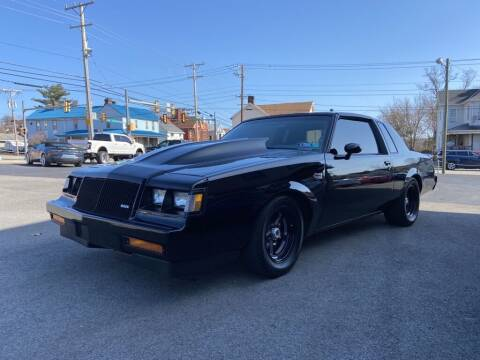1985 Buick Regal for sale at Sisson Pre-Owned in Uniontown PA