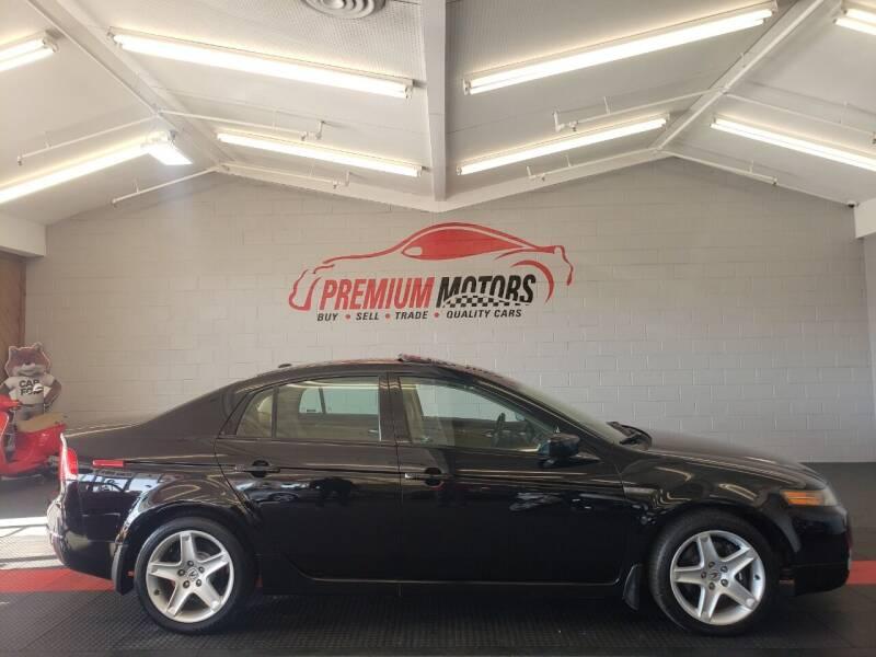 2004 Acura TL for sale at Premium Motors in Villa Park IL