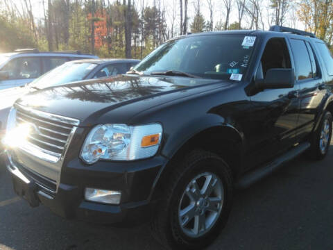 2010 Ford Explorer for sale at Irving Auto Sales in Whitman MA