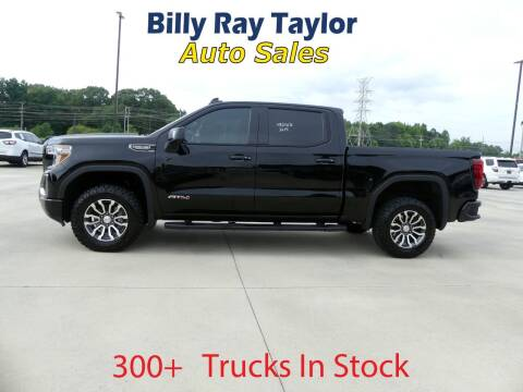 2019 GMC Sierra 1500 for sale at Billy Ray Taylor Auto Sales in Cullman AL