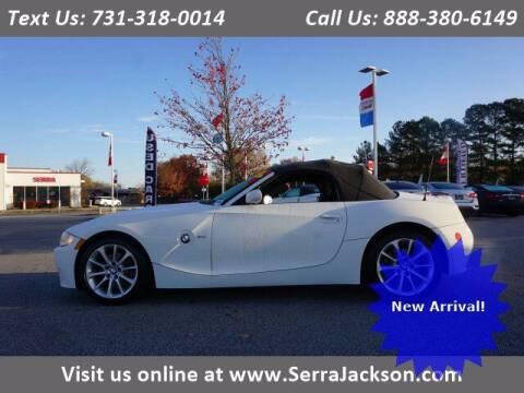 2007 BMW Z4 for sale at Serra Of Jackson in Jackson TN