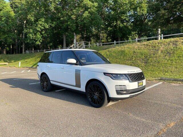 2018 Land Rover Range Rover for sale at Select Auto in Smithtown NY