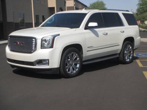 2015 GMC Yukon for sale at COPPER STATE MOTORSPORTS in Phoenix AZ