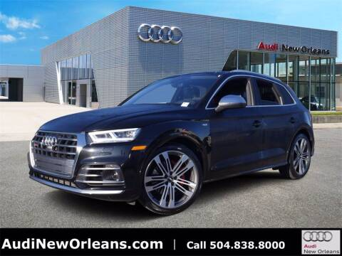 2018 Audi SQ5 for sale at Metairie Preowned Superstore in Metairie LA