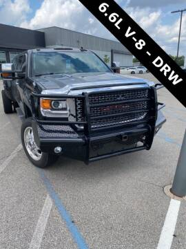 2016 GMC Sierra 3500HD for sale at Coast to Coast Imports in Fishers IN