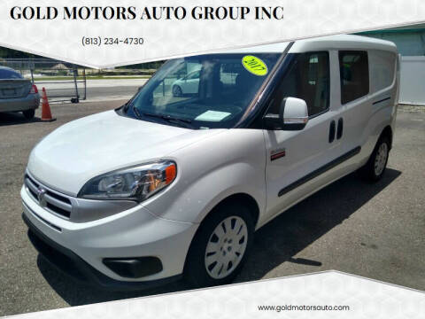 2017 RAM ProMaster City Cargo for sale at Gold Motors Auto Group Inc in Tampa FL