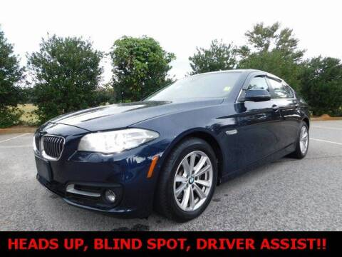 2015 BMW 5 Series for sale at Redline Performance group LLC in Douglasville GA
