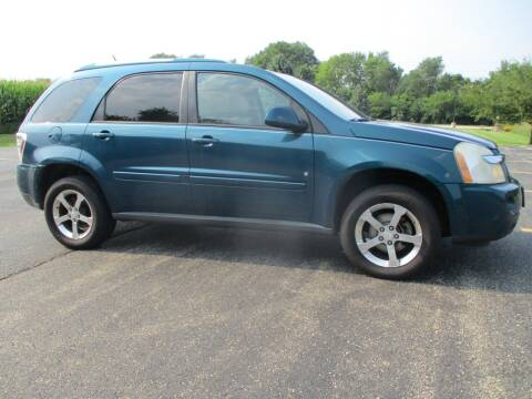 2007 Chevrolet Equinox for sale at Crossroads Used Cars Inc. in Tremont IL