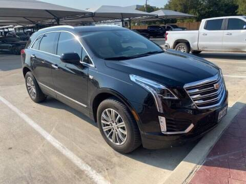 2019 Cadillac XT5 for sale at Jerry's Buick GMC in Weatherford TX