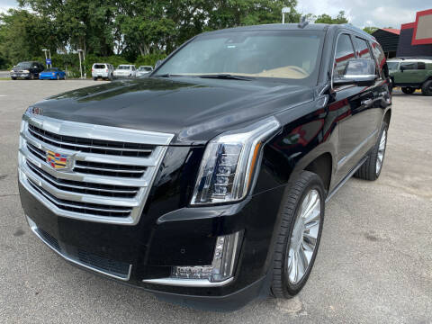 2017 Cadillac Escalade for sale at Capital City Imports in Tallahassee FL