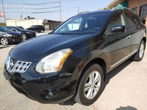 2013 Nissan Rogue for sale at Auto Solutions of Rockford in Rockford IL