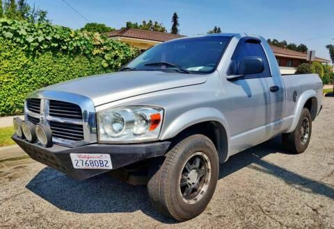 2007 Dodge Ram Pickup 1500 for sale at Apollo Auto El Monte in El Monte CA