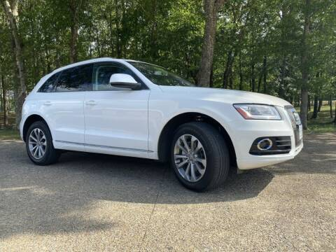 2014 Audi Q5 for sale at Crossroads Outdoor in Corinth MS