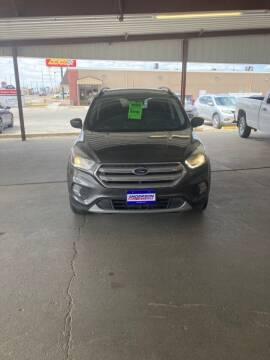 2017 Ford Escape for sale at Anderson Motors in Scottsbluff NE