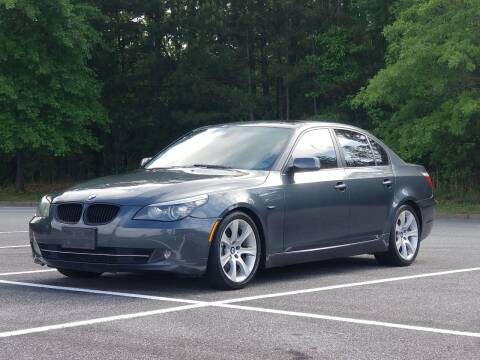 2008 BMW 5 Series for sale at United Auto Gallery in Suwanee GA