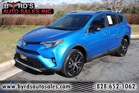 2016 Toyota RAV4 for sale at Byrds Auto Sales in Marion NC