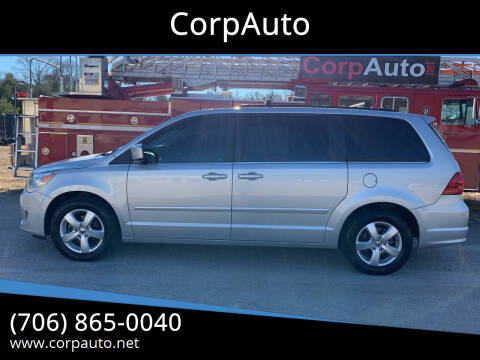 2011 Volkswagen Routan for sale at CorpAuto in Cleveland GA