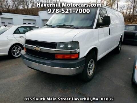 2007 Chevrolet Express Cargo for sale at 125 Auto Finance in Haverhill MA