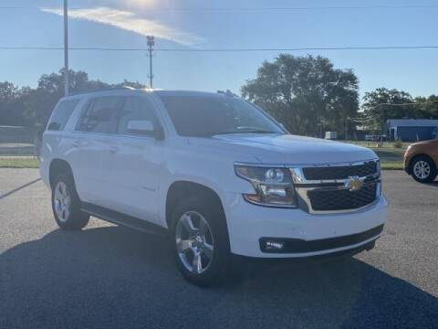 2018 Chevrolet Tahoe for sale at Betten Baker Preowned Center in Twin Lake MI