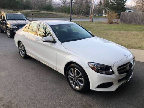 2015 Mercedes-Benz C-Class for sale at American Muscle in Schuylerville NY