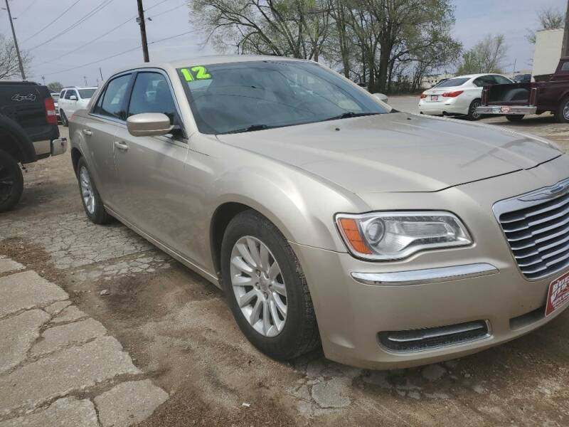 2012 Chrysler 300 for sale at Buena Vista Auto Sales in Storm Lake IA