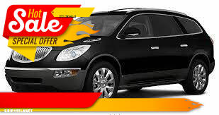 2011 Buick Enclave for sale at GOWHEELMART in Leesville LA