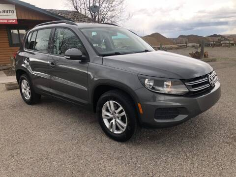 2016 Volkswagen Tiguan for sale at 5 Star Truck and Auto in Idaho Falls ID