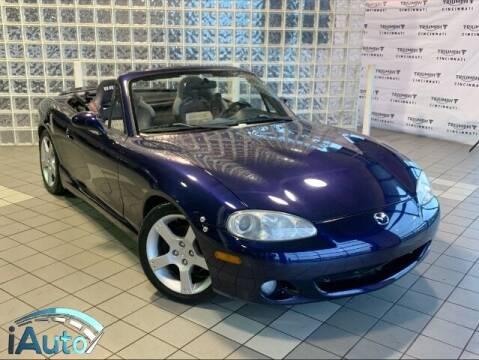 2003 Mazda MX-5 Miata for sale at iAuto in Cincinnati OH