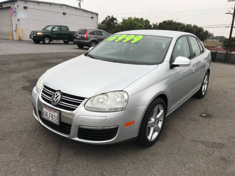2009 Volkswagen Jetta for sale at Quality Car Sales in Whittier CA