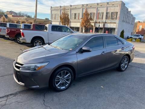 2016 Toyota Camry for sale at East Main Rides in Marion VA