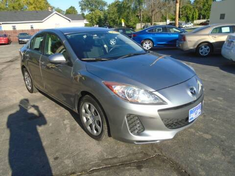 2012 Mazda MAZDA3 for sale at DISCOVER AUTO SALES in Racine WI
