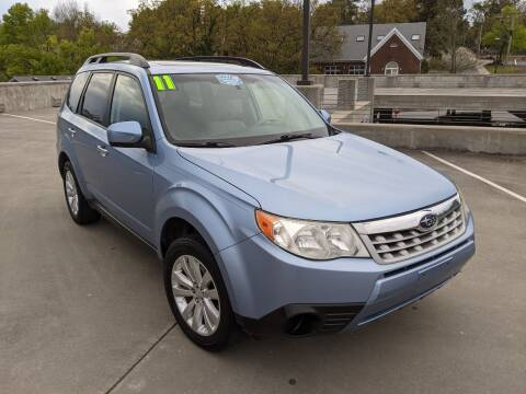 2011 Subaru Forester for sale at QC Motors in Fayetteville AR