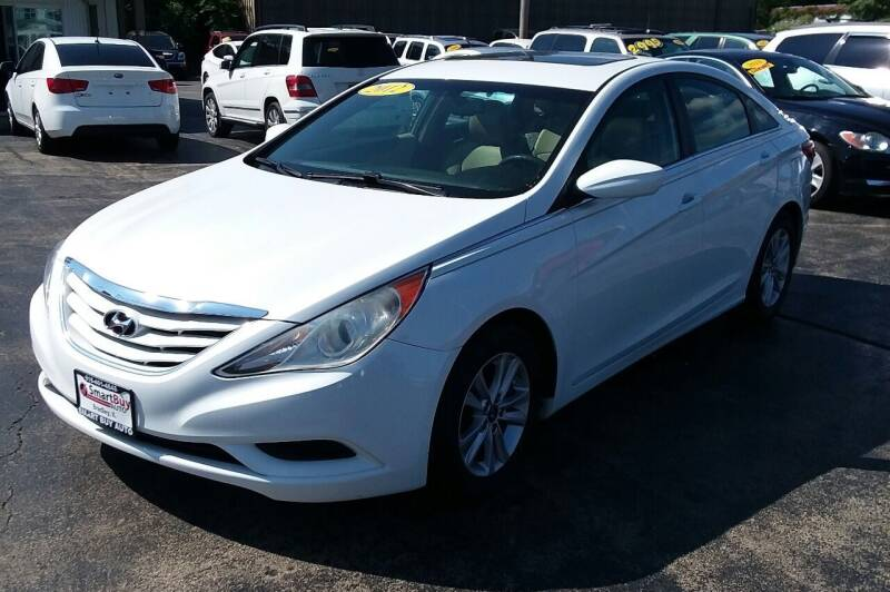 2012 Hyundai Sonata for sale at Smart Buy Auto in Bradley IL
