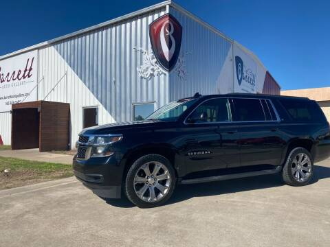 2017 Chevrolet Suburban for sale at Barrett Auto Gallery in San Juan TX