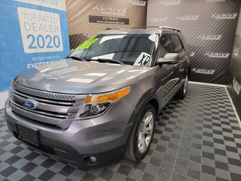 2011 Ford Explorer for sale at X Drive Auto Sales Inc. in Dearborn Heights MI