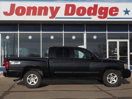 2007 Dodge Dakota for sale at Jonny Dodge Chrysler Jeep in Neligh NE