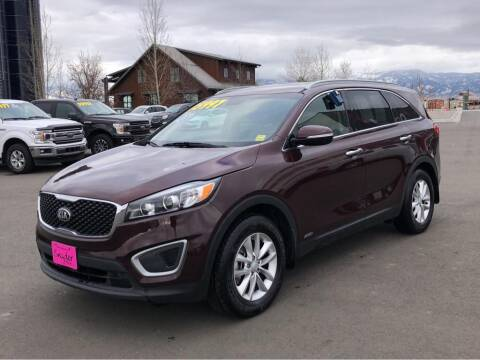2017 Kia Sorento for sale at Snyder Motors Inc in Bozeman MT