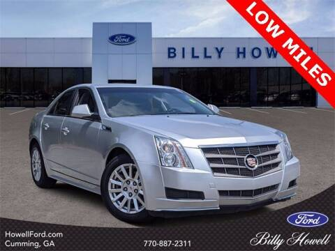 2011 Cadillac CTS for sale at BILLY HOWELL FORD LINCOLN in Cumming GA