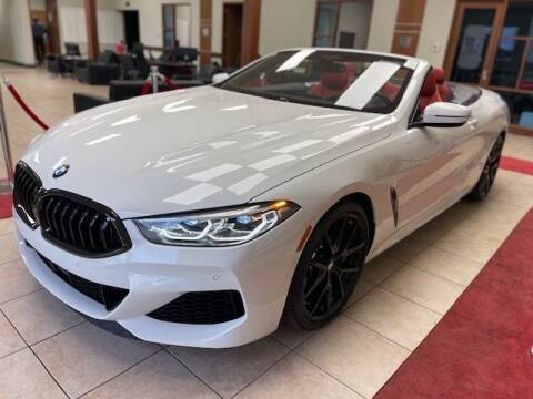 2021 BMW 8 Series for sale at Adams Auto Group Inc. in Charlotte NC