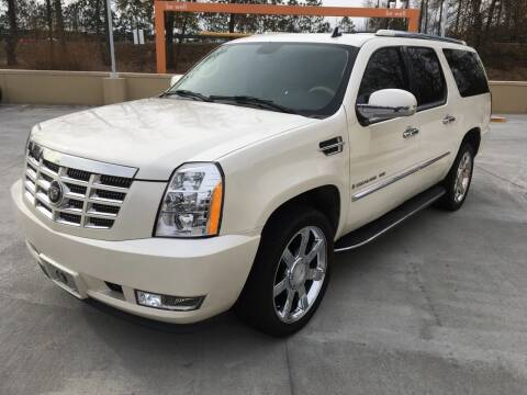 2007 Cadillac Escalade ESV for sale at Legacy Motor Sales in Norcross GA
