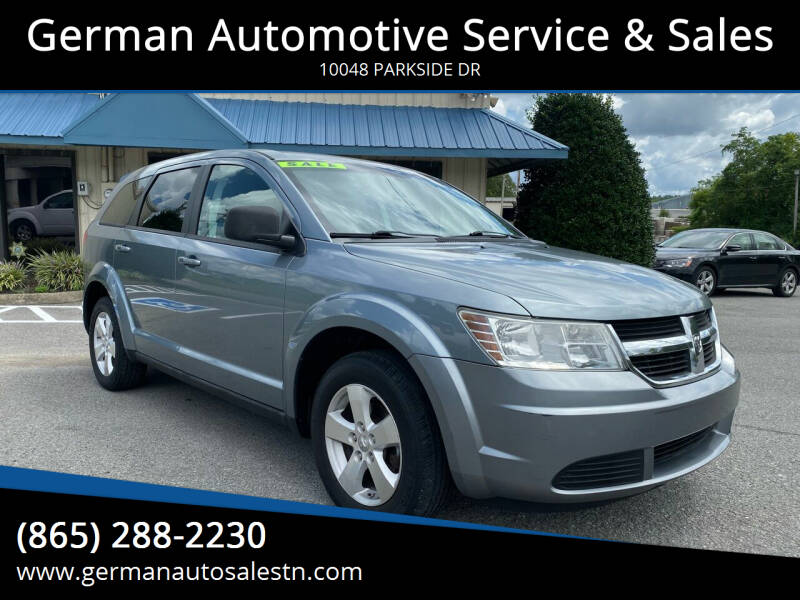 2009 Dodge Journey for sale at German Automotive Service & Sales in Knoxville TN
