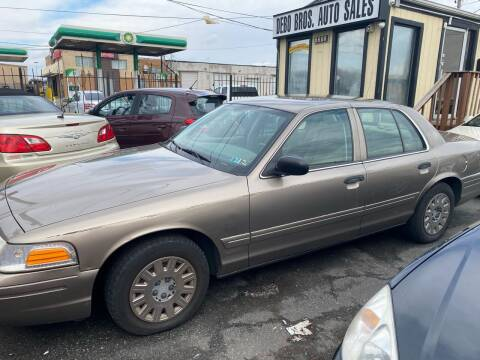 2005 Ford Crown Victoria for sale at Debo Bros Auto Sales in Philadelphia PA