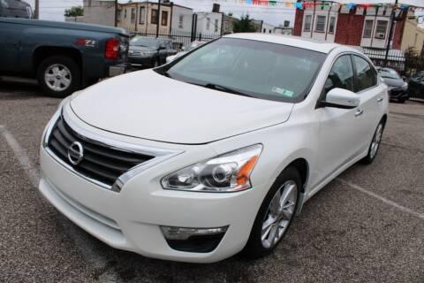 2014 Nissan Altima for sale at EZ PASS AUTO SALES LLC in Philadelphia PA