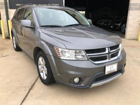 2012 Dodge Journey for sale at KAYALAR MOTORS Mechanic in Houston TX