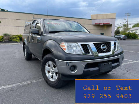 2010 Nissan Frontier for sale at Ultimate Motors in Port Monmouth NJ